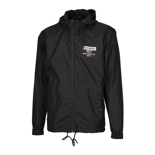 Hooded Jacket schwarz