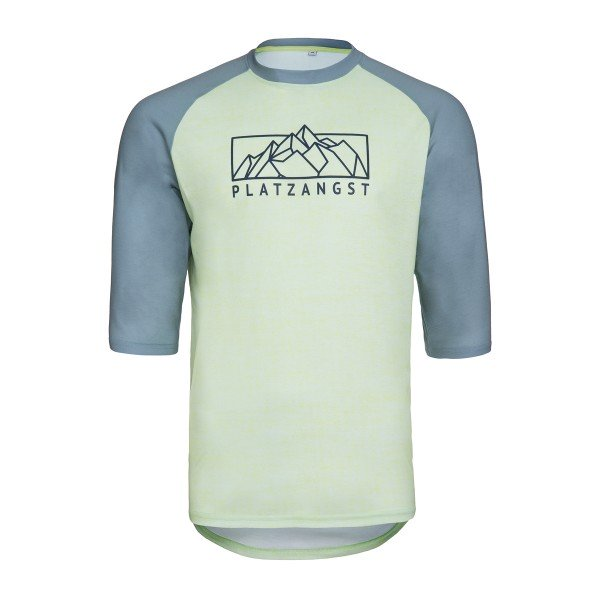 Mountain Jersey Gelb