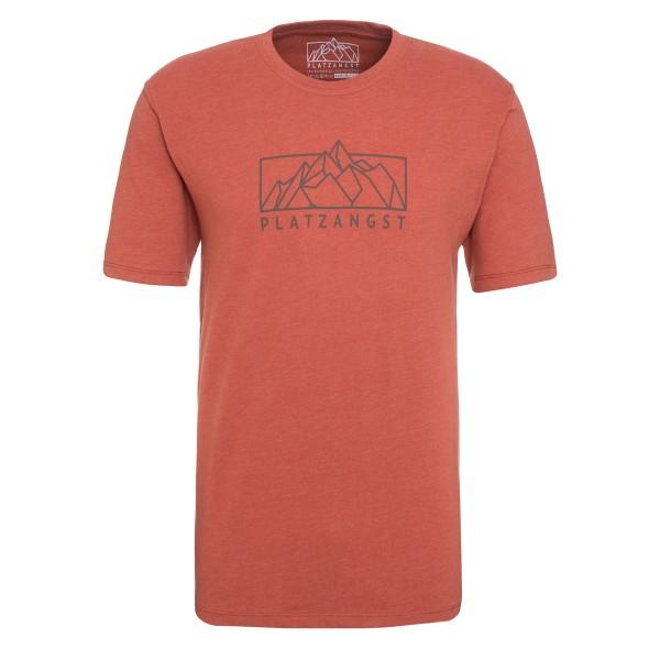 Mountain Logo Orange